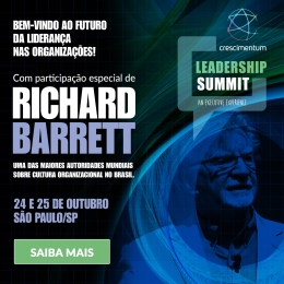 Crescimentum Leadership Summit 2017 - Richard Barrett