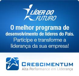 Líder do Futuro - O Melhor Programa de Desenvolvimento de Líderes do Brasil